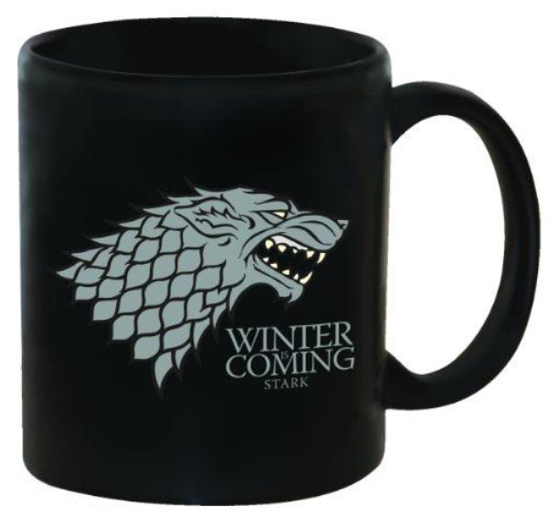 Details about Dark Horse Deluxe House Stark Sigil Coffee Mug