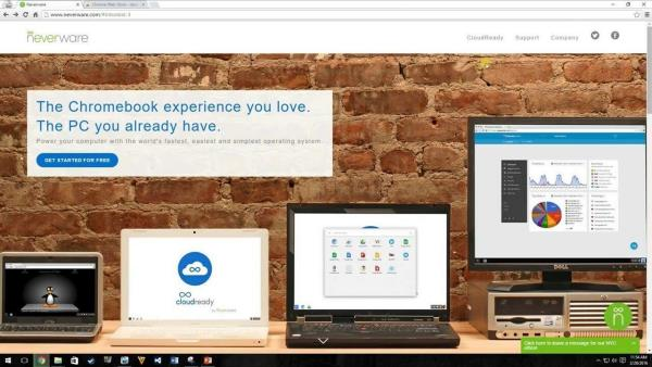 Details about Cloudready Chrome OS Bootable Install USB 16GB Flash Drive  Chromium Operating