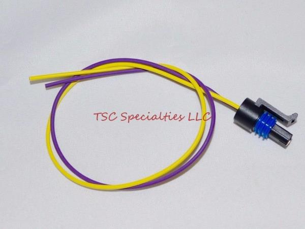 T56 Vss Vehicle Speed Sensor Connector Wiring Pigtail Gm