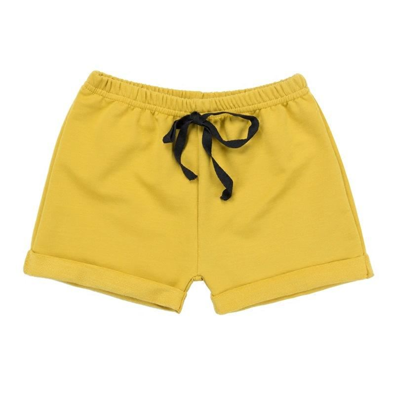 8575d6b362 Details about Summer thin children wear shorts Boy baby and girl 5 pants  Solid color cotton 1-
