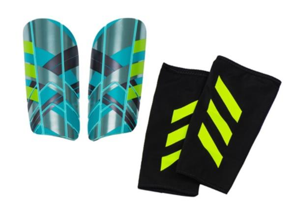 636c97932 Adidas Shinguards offer a lightweight natural feel with maximum protection  to help you stay focused on your game.
