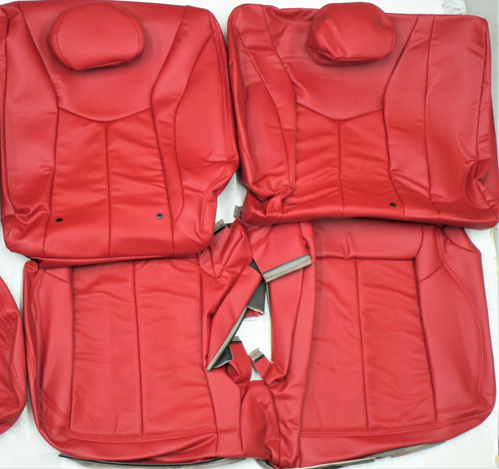 hyundai veloster leather seat covers