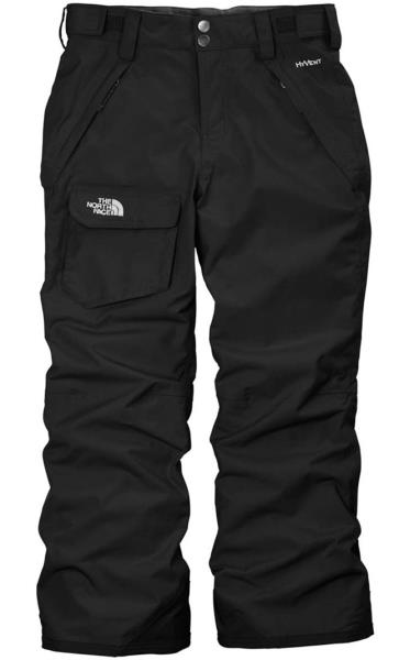 7e7441b32 Details about NEW The North Face Girls Freedom Ski Pants Insulated Medium  Ages 10 -12 Black