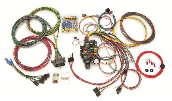 Painless 70957 Wiring Harness