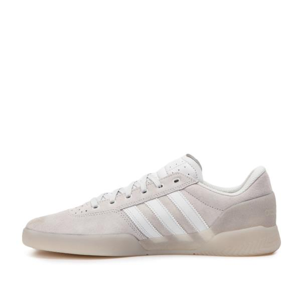 the best attitude 5515a e84eb Adidas Skateboarding City Cup Sneakers Crystal White Size 8