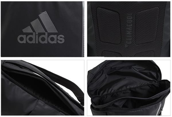 43d490b55709 Adidas Training Climacool Backpack Bags Sports Black School Running ...