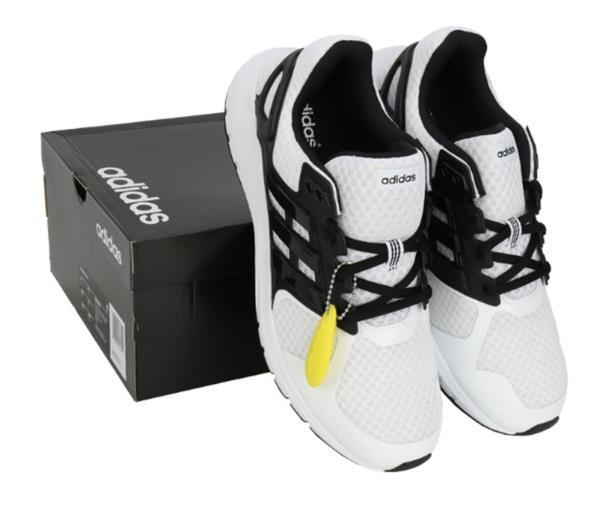 Details about Adidas Performance Duramo 8 Training Shoes Running White Sneakers Shoe CP8739