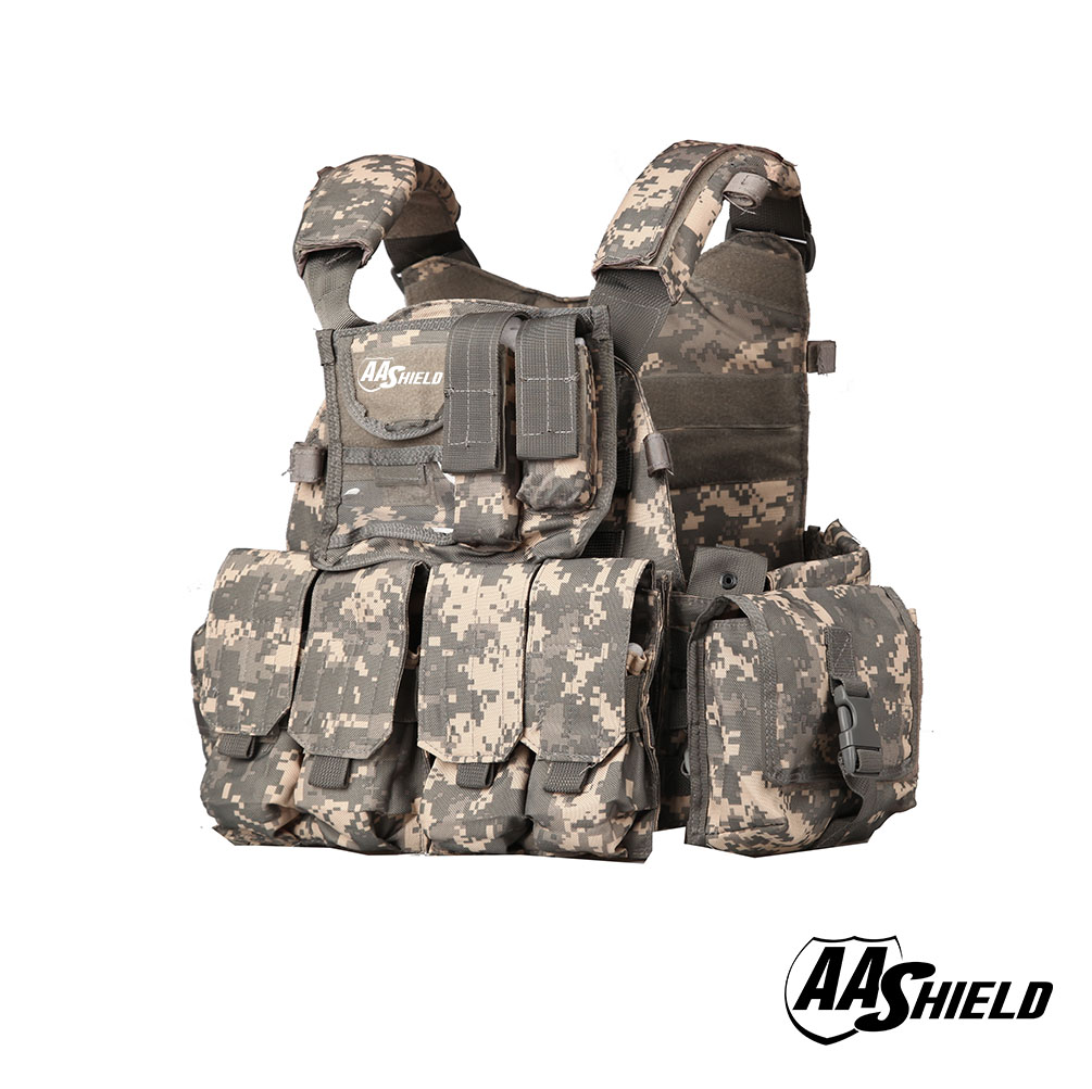 Security & Protection Od Aa Shield Molle Hunting Plates Carrier Mbav Style Military Tactical Vest