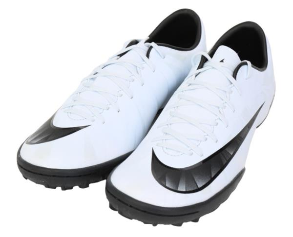 072099391 Nike Men Mecurial X Victory CR7 TF Cleats Futsal White Shoes Spike ...
