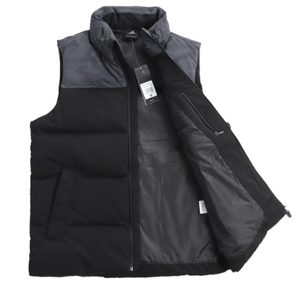4760235a208 Details about Adidas Men Winter 18 Down Vest Jacket Padded Black Military  Coat Jackets CK0961