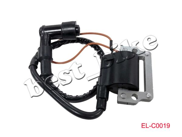 Ignition Coil For Yamaha ATV YT125 1980-1985 YT175 1982-1983 Tri Moto 125 175