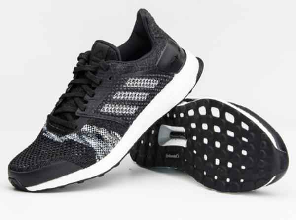 super popular 17b59 4394a Details about Adidas Men ULTRA Boost ST Training Shoes Running Black  Sneakers GYM Shoe CQ2144