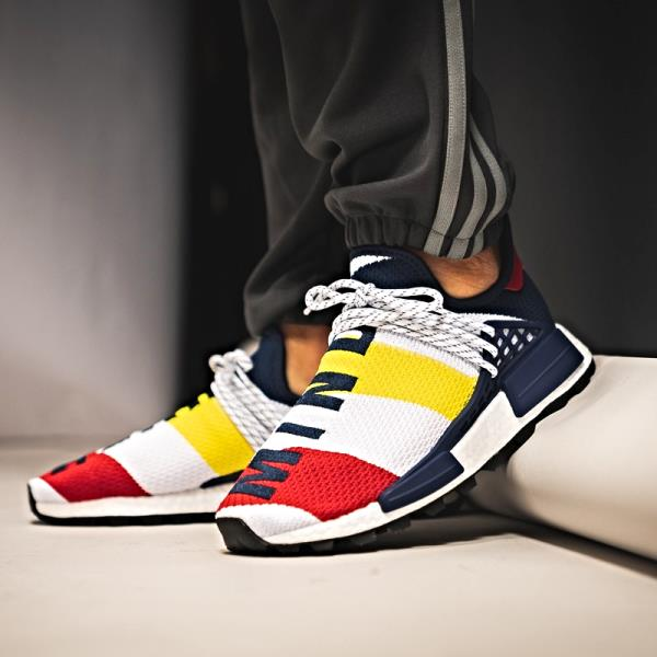 designer fashion 71afc 3fb44 Details about Adidas Nmd x BBC Hu Pharrell Size 7 8 9 10 11 12 BBC Human  Race BB9544 Ships now