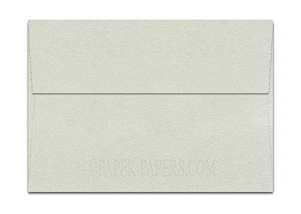 Product Envelopes Color Bianco Size A7 5 1 4 X 7 Content 20 Cotton Finish Embossed Texture Basis Weight 125 GSM 85lb Text