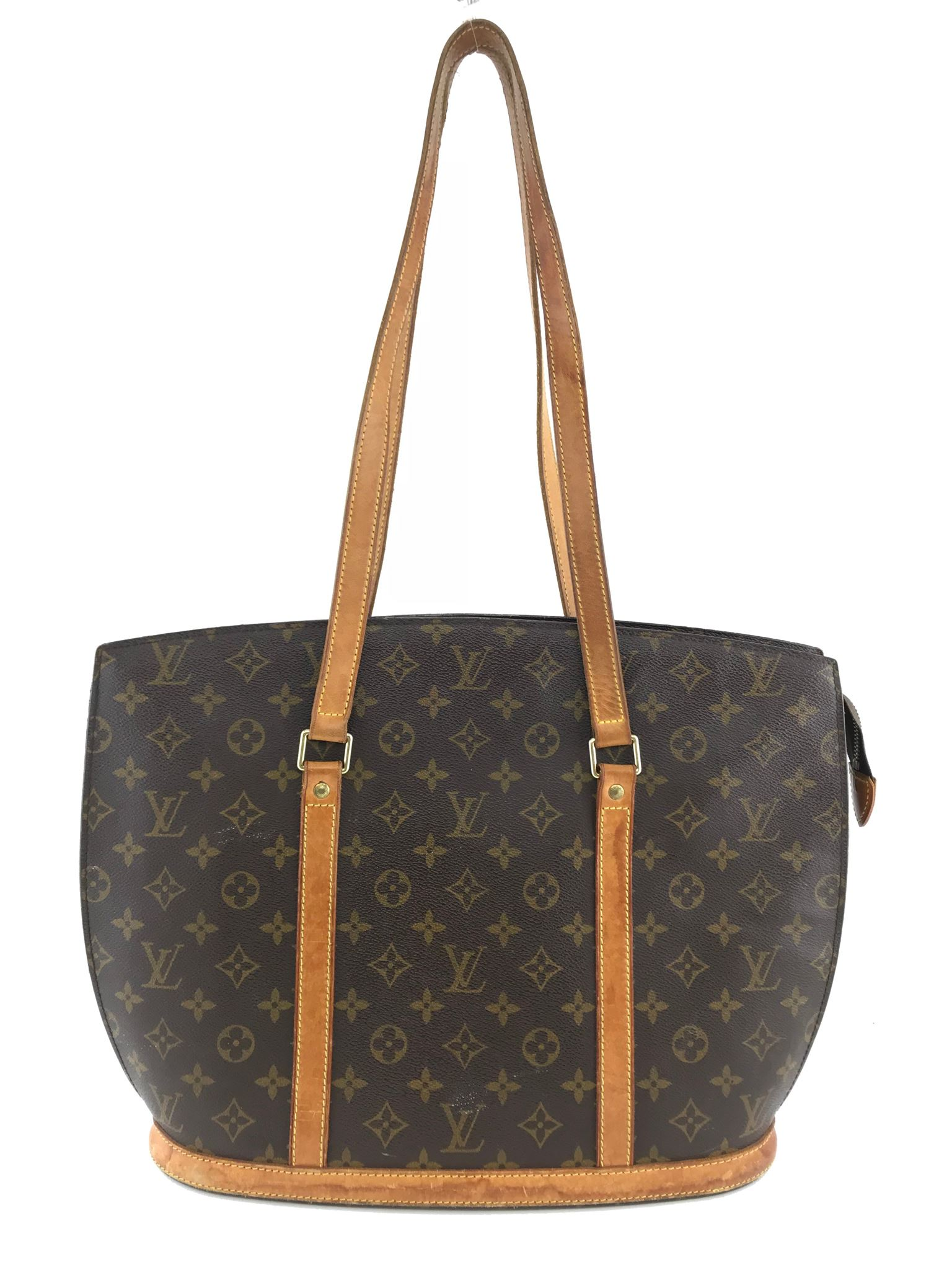 f2b266dcba4a Louis Vuitton Monogram Canvas Babylone Tote Bag. Liquid error  Index was  out of range. Must be non-negative and less than the size of the collection.