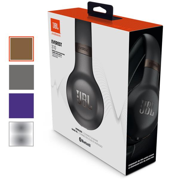 9cc02f64e27 Details about New Genuine JBL EVEREST 310 Bluetooth Wireless On Ear  Headphones with Microphone