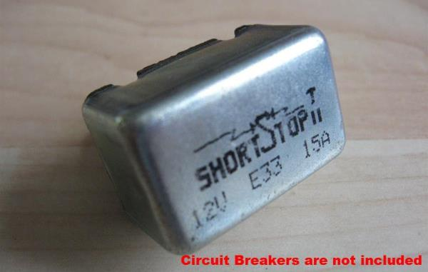 Details about Freightliner FLD Semi RV Project Circuit Breaker Panel  Shortstop Style #M261FP