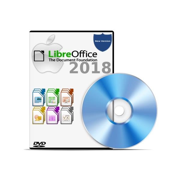 Details about Libre Office 2018 PRO Edition Word Processor on DVD For Mac