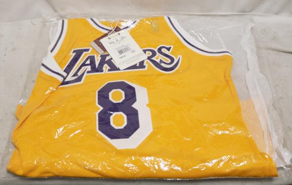 best service 1926c 85832 Details about Kobe Bryant 96 Los Angeles Lakers Hardwood Classic #8 Medium  Jersey Basketball