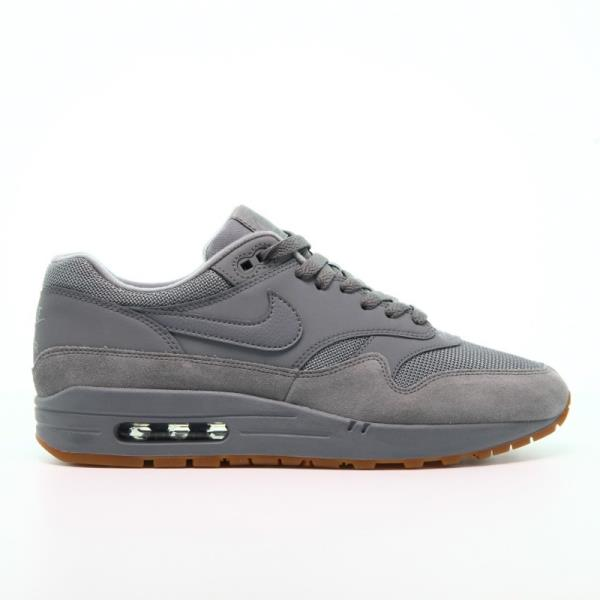 aa3ebcbdb4066 Nike Air Max 1 Sneakers Cool Grey Size 8 9 10 11 12 Mens Shoes New ...