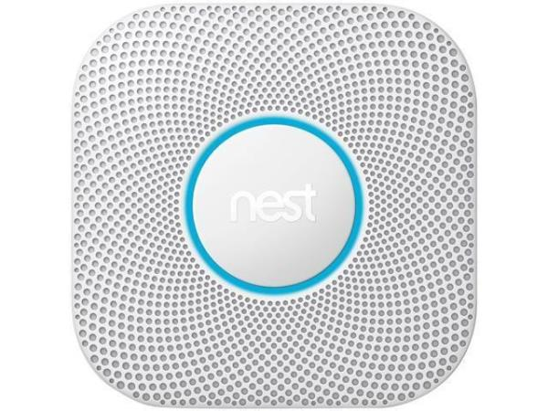 Nest Protect Wi-Fi Smoke & Carbon Monoxide Alarm (Battery) – 2nd Generation