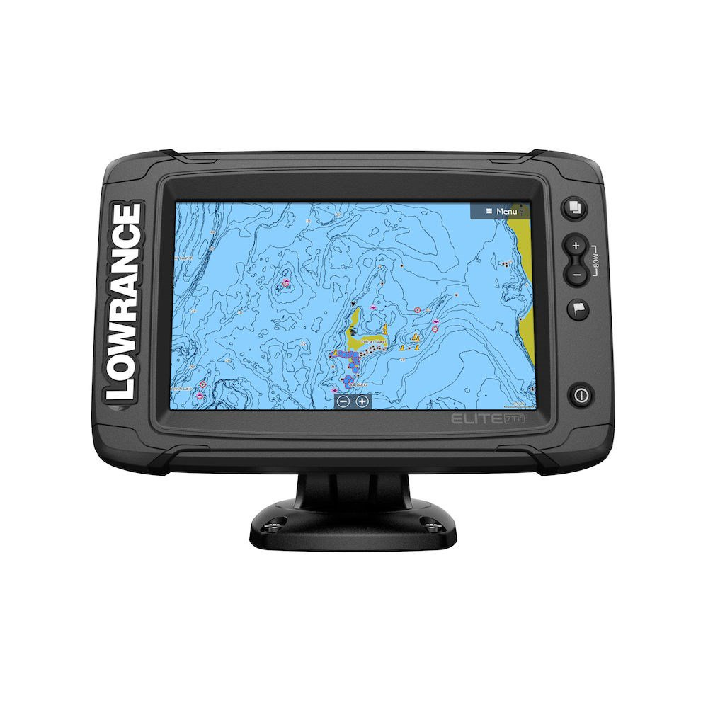 lowrance elite 7 ti2 active imaging fishfinder chartplotter 000click on the image to enlarge