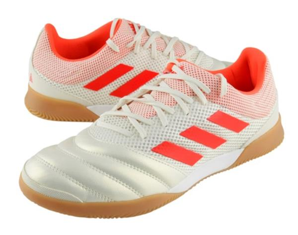 6ae25ce48 Adidas Men COPA 19.3 IN Sala Indoor White Soccer Futsal Shoes Boot ...