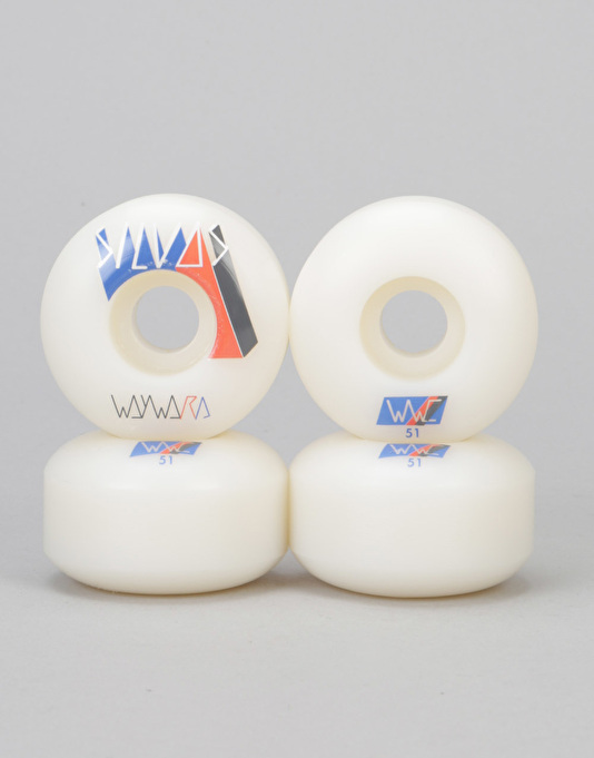 Wayward Skateboard Wheels Silvas 51mm Shapeshifter New FREE POST