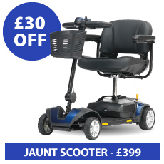 Jaunt Mobility Scooter