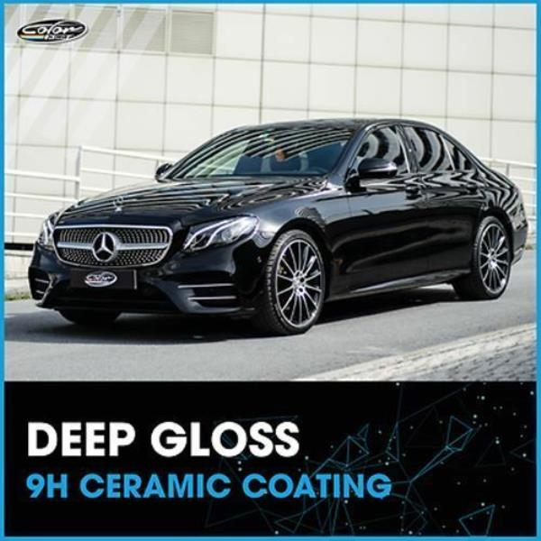 Details about 9H Car Ceramic Coating Paint Protection Kit - Color N Drive  Deep Gloss