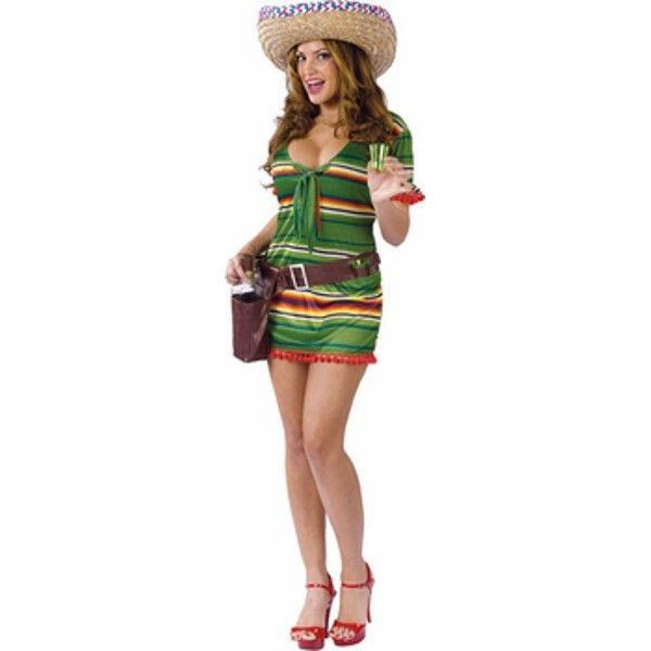 Sexy mexican girl costume