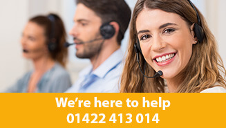 Call us on 01422 413 014
