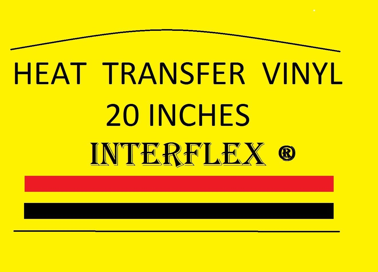"1 Roll Fluorescent Vinyl Yellow  12/"" x 5 Feet  Free Shipping Total 8.00"
