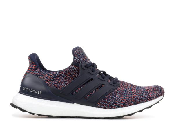 outlet store 50cc4 968f4  BB6165  Mens Adidas UltraBoost Ultra Boost 4.0 Running Sneaker - Multi