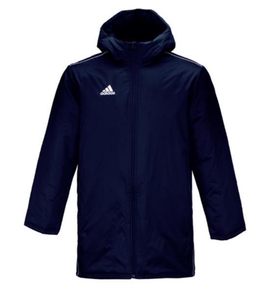 Adidas Core 18 Stadium Jacket Down Padded Winter Coat, Parka, Jacket Men'sCE9057 | eBay