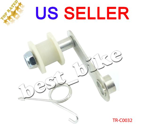 12MM BLUE CHAIN ADJUSTER 125 PIT BIKE HONDA XR50 CRF50 XR 50 SDG107 125CC I AD04