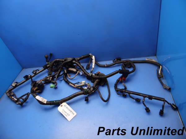 Details about 03-07 Accord OEM engine motor wiring harness loom 4 Cyl on