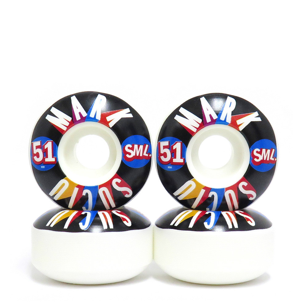 SML Skateboard Wheels Suciu Marquee 51mm 99a OG RRP 60 FREE POST