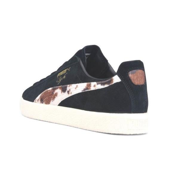 d791426f18a8 ... PUMA Clyde x Packer Collab Suede Sneaker - Black. Style  363507-01.  Color  Black Gender  Mens