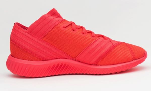 ... Nemeziz Tango 17.1 Trainers Real Coral Red Zest Real Coral CP9116   first rate 24d50 89062 Adidas Indoor Shoes feature Lightweight 57ef41a532