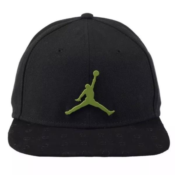 promo code e0bfd d1a3e Faux suede bill and embroidered graphic. Metal ingot Jumpman at the center  front. Snapback closure allows for a custom fit. Dri-FIT 100% polyester.