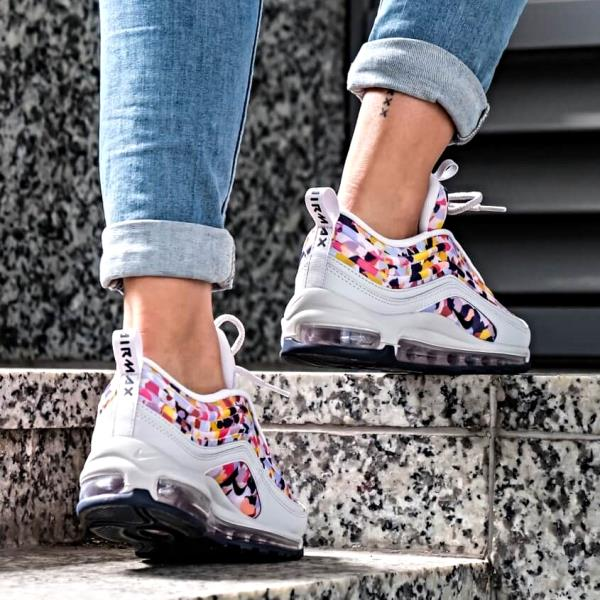 new style 27821 d6573 Nike Air Max 97 UL  17 PRM Sneakers Obsidian Elemental Rose Size 6 7 8 9  Womens. 100% AUTHENTIC OR MONEY BACK GUARANTEED
