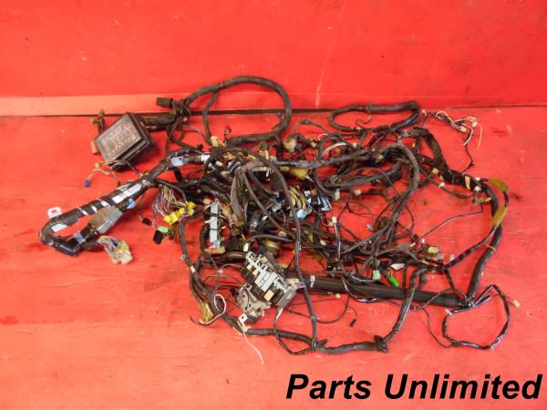 9091 Honda Prelude Oem Interior Engine Bay Cabin Wiring Harness Loom Si At: 1990 Honda Prelude Wiring Harness At Sewuka.co