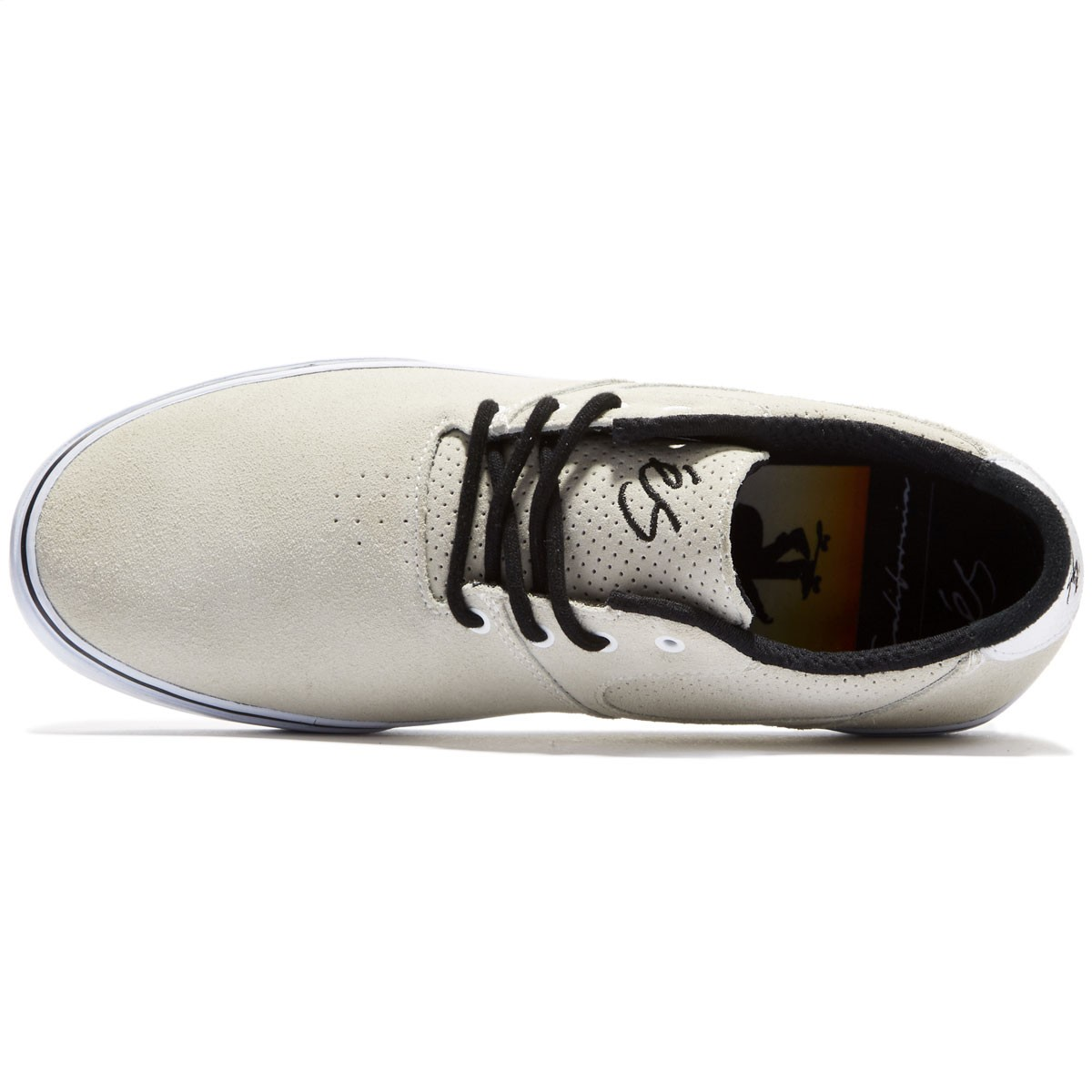 eS Shoes Accel SQ White White Black FREE POST New Footwear Skateboard Sneakers