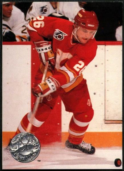 info for f2f13 5ded7 Details about Robert Reichel #163 Calgary Flames Pro Set Platinum 1991-2  Ice Hockey Card(C542)