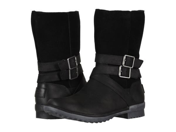 5fffab22c2a Details about UGG Women's Lorna 1095155 Waterproof Leather Boot