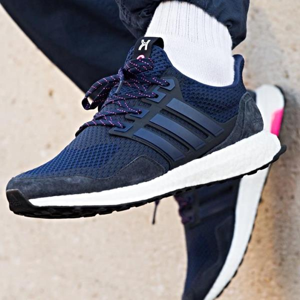 Details about Adidas x Kinfolk Consortium Ultra Boost pk Dark Indigo Size 7 11 Mens New BB9520