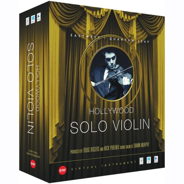 New EastWest Hollywood Solo Violin (Gold) Software Plug-in