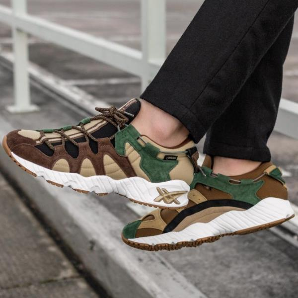hot sale online 540fd 9982e Details about Asics X Beams Gel Mai G-TX Sneakers Birch Size 7 8 9 10 11  Mens Shoes New