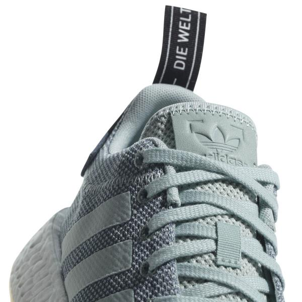ef0d7e9aa ... Adidas Originals NMD R2 - Raw Steel Ash Green White. Style  CQ2010  Gender  Womens